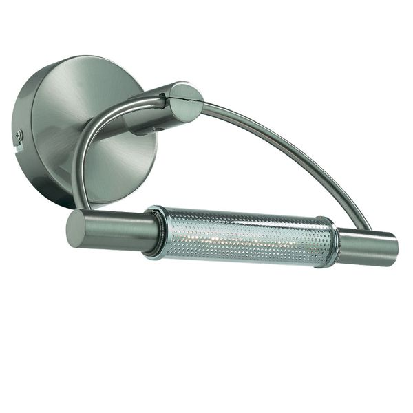 Бра Ideal Lux ARCO AP1 NICKEL (008912) купить