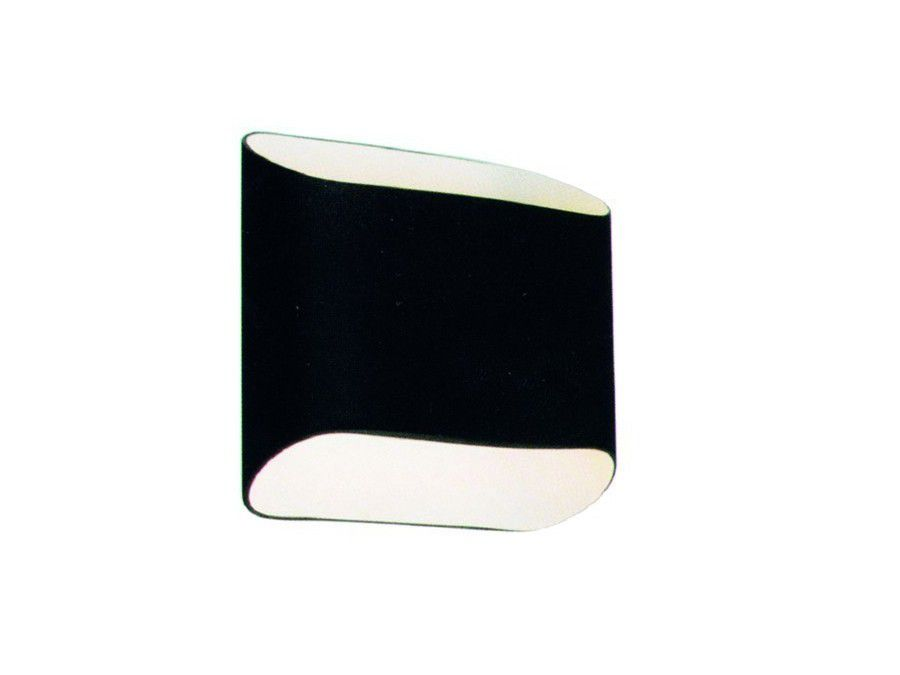 Бра Azzardo PANCAKE WALL MB 329-2 BLACK (5901238401124) купить
